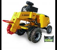 Fresa para troncos con control remoto F 500 HR