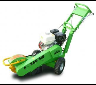 Fresadora manual ligera para troncos con el motor Honda F 360 SW/11