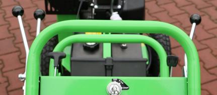 Fresadora manual para troncos F 460/18