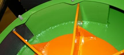 Aspiradora de hojas de suspensión VD 440/18