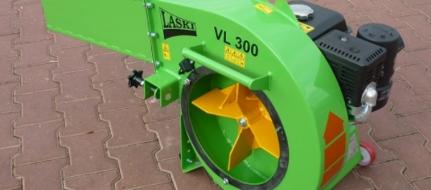 Aspiradora de hojas ligera de suspensión VL 300