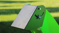 Astilladora de jardín con el motor Kohler  LS 95/CH