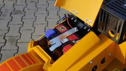 Fresadora manual para troncos F 460 I