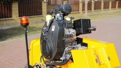 Fresadoras para troncos F 500 HR